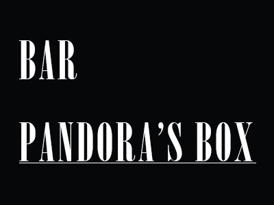 PANDORA'S BOX(パンドラズボックス)のロゴ