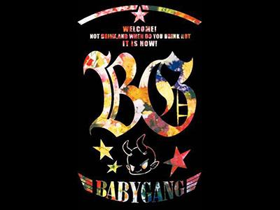 BABY GANG(ベイビーギャング)のロゴ