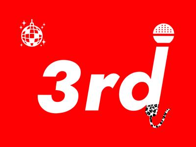 Secret Bar 3rd(シークレットバー サード)のロゴ